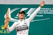 Гран При Австрии: победа за Росбергом!
