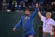 Размик Тоноян выходит «бронзовый» финал на Европейски играх