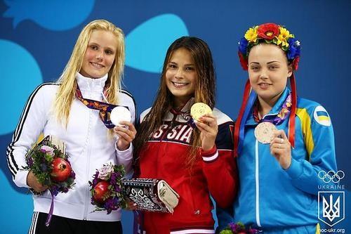 Баку-2015. Украинка стала третьей в прыжках в воду