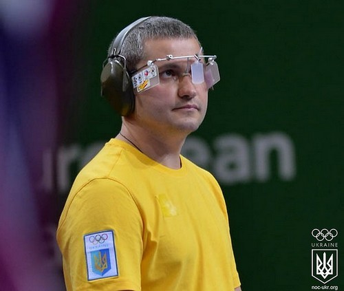 Баку-2015. Украинец стал четвертым в финале по стрельбе