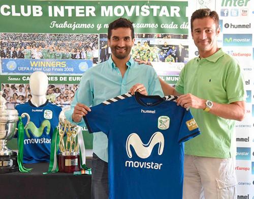 Интер Мовистар усиливается с прицелом на победу в Кубке УЕФА