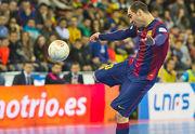 Бразилец Вильде еще на год остается в Барселоне