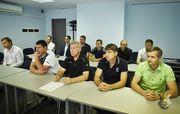 Обрадович, Вирт и Санжар поступили на курсы PRO-диплома УЕФА