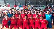 Испания переиграла Сербию в первом товарищеском матче