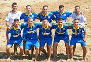 Пляжный футбол: Украина победно стартует на Суперфинале Евролиги-2016