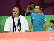 Светлана Яремка - бронзовый призер Европейских игр