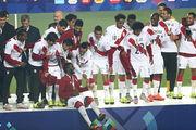 "Getty Images, Перу – обладатель ""бронзы"" Кубка Америки"