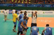 В четвертьфинал пробились обе украинские сборные