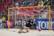Пляжный футбол Украины: Артур Мьюзик вырывается в лидеры!
