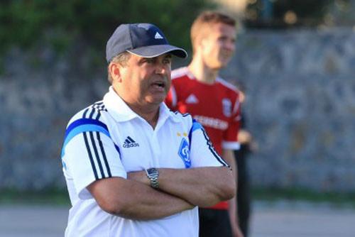 Динамо-2 бьет белоцерковский Арсенал