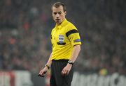Матч за Суперкубок УЕФА обслужит Уильям Коллам