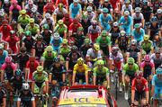 Лучшие фото веломногодневки Тур де Франс