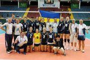 Женская сборная Украины вышла в полуфинал