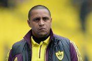 Роберто Карлос возвращается в большой футбол