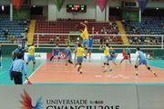 Украинский волейбольный прорыв на Универсиаде