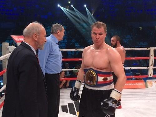 Князев вернется на ринг после поражения от Усика 22 августа
