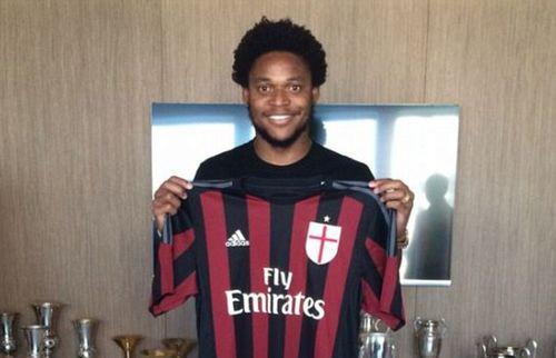 Луис АДРИАНО: «Милан - это Кака, Роналдо и Пато»