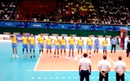 Мужская сборная Украины также выступит в финале