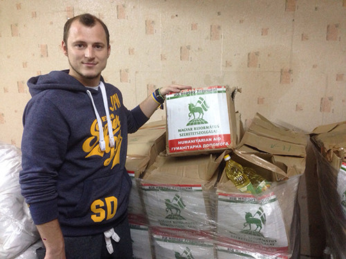 Фонд Романа Зозули взял под опеку Красноармейский госпиталь
