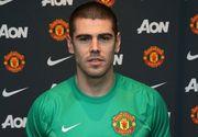 Вальдес хочет остаться в Манчестер Юнайтед
