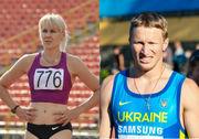 Погребняк и Смелик - лучшие легкоатлеты июня