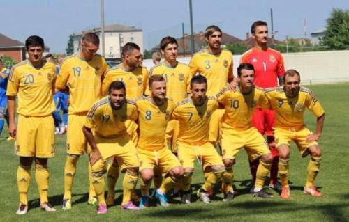 Сборная Украины заняла 12-е место на Универсиаде