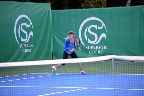 В Украине появился хард-корт уровня US Open