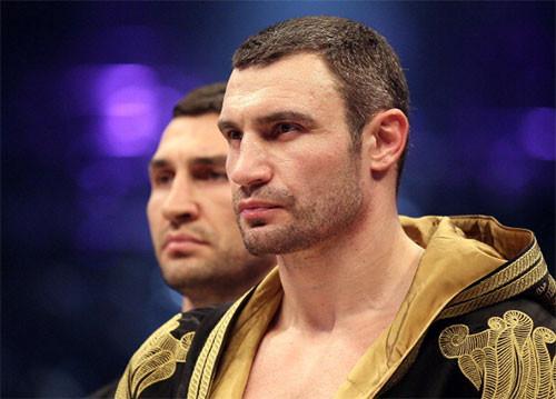 Виталия Кличко примут в  Международный зал боксерской славы