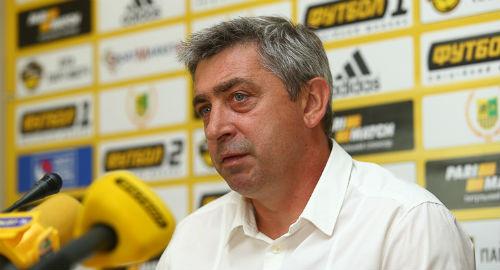 Александр СЕВИДОВ: «Металлист будет стремиться расти»