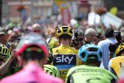 Тур де Франс. Итоги 3 части гонки