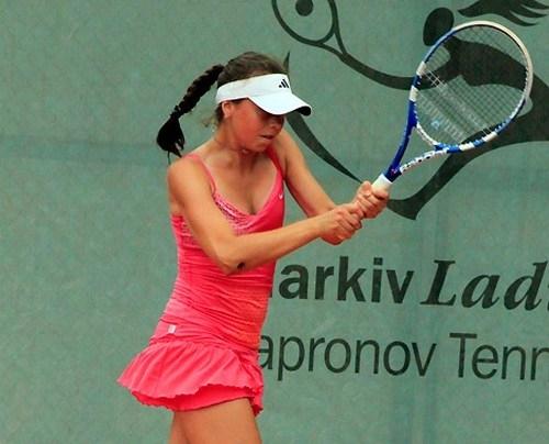 Корашвили вышла в финал турнира в Тунисе