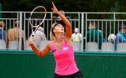 Заневская едва не обыграла первую ракетку турнира в Австрии