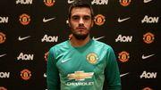 Манчестер Юнайтед подтвердил переход Серхио Ромеро
