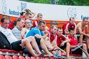 Пляжный футбол: битвы за медальные матчи в Первом дивизионе!