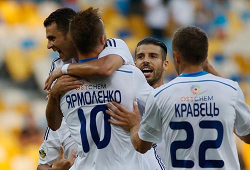 Праздник для Одессы, победа для Динамо