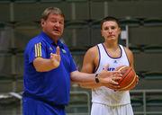 Сборная Украины по баскетболу отправилась на первый турнир