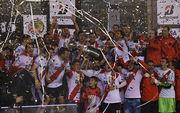 Ривер Плейт — триумфатор Кубка Либертадорес-2015