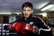 Умар Саламов завоевал титул чемпиона Европы WBO