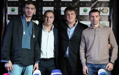 Сегодня Сенченко, Бурсак и Саламов проведут бои в Броварах