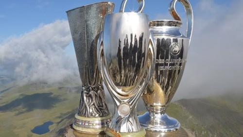 Суперкубок УЕФА: серия рекордов