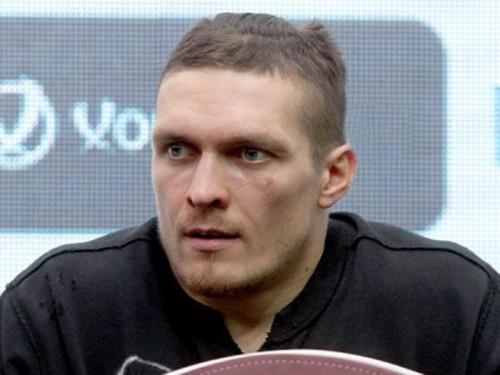 КЛИЧКО: «Усик сразится за титул чемпиона в следующем году»