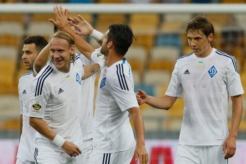 Динамо и в матче с Карпатами продолжило штамповать победы