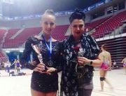 Анна Ризатдинова завоевала бронзу на Кубке мира в Софии
