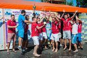 Пляжный футбол Киева:у 1+1 Медиа золото Второго дивизиона!