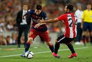 Суперкубок Испании выиграл Атлетик, выстоявший в Барселоне