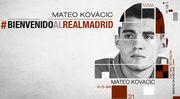 Матео КОВАЧИЧ: «Перешел в самый большой клуб мира»