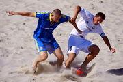 Пляжний футбол: Україна здобуває стартову перемогу в Естонії