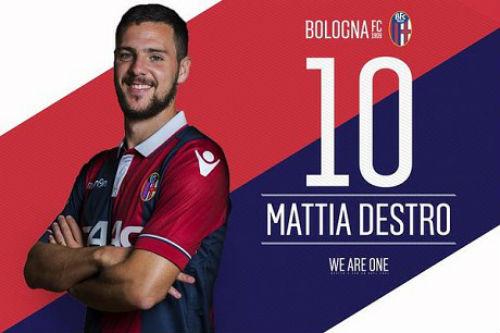 Маттиа Дестро - игрок Болоньи