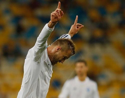 Хет-трик Ярмоленко помог Динамо разбить Горняк-Спорт