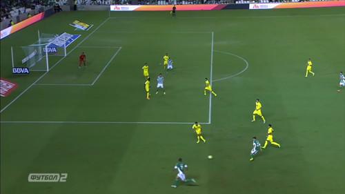 Реал Бетис — Вильярреал — 1:1